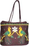 Muren Shoulder Bag (Brown)