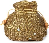 Kleio Messenger Bag (Gold)