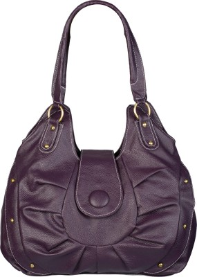 Meridian Shoulder Bag(Purple)