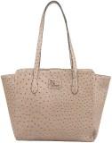Rivet Messenger Bag (Beige)