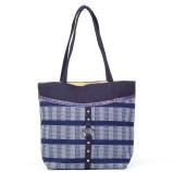 Dolphin Product Shoulder Bag (Blue)
