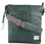 Kara Messenger Bag (Green)