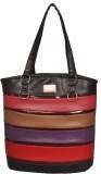 Naaz Bag Collection Hand-held Bag (Brown...