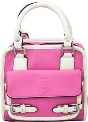 Heels & Handles Hand-held Bag(Pink)