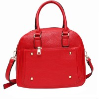 Bluwhale Hand-held Bag(Red)