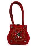 Belladona Hand-held Bag (Red)