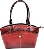 Roshiaaz Hand-held Bag (Brown)