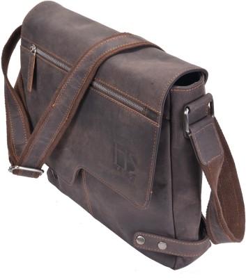 Hidestitch Messenger Bag