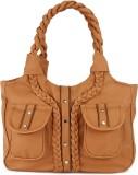 Alia Hand-held Bag (Beige)