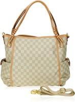 Genious Hand-held Bag(Cream, Beige-21)