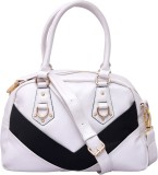 Lychee Bags Messenger Bag (White)