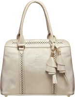 Levise London Hand-held Bag(Silver-0046)