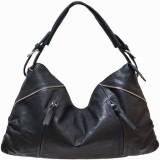 Jeane Sophie Shoulder Bag (Black)