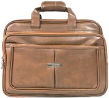 My Choice Messenger Bag (Tan)
