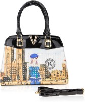 Zeva Hand-held Bag(Black)