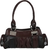 Aadi And Sons Hand-held Bag (Black, Brow...