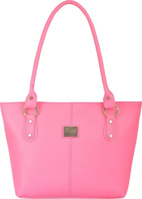 Fostelo Shoulder Bag(Pink) at flipkart