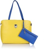 Omnesta Shoulder Bag (Yellow, Blue)