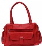 Raju purse collection Hand-held Bag (Red...