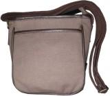 Needlecrest Messenger Bag (Brown)
