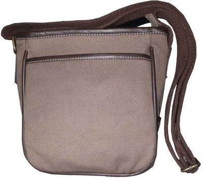 Needlecrest Messenger Bag(Brown)