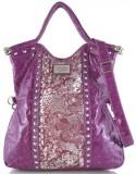 Ed Hardy Hand-held Bag (Purple)