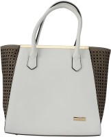 AND Tote(OFF WHITE /GREY)