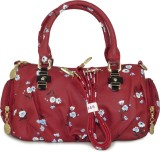 Penguin Hand-held Bag (Red)