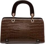 Ivy Hand-held Bag (Brown)