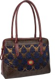 Holii Tote (Blue, Brown)