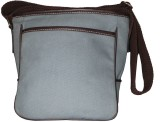 Needlecrest Messenger Bag (Blue)