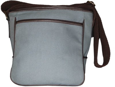 Needlecrest Messenger Bag(Blue)