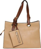 Vero Couture Hand-held Bag (Brown)
