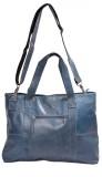 Kern Shoulder Bag (Blue)