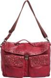 Gallucci Hand-held Bag (Maroon)