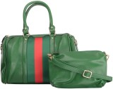 Clublane Hand-held Bag (Green)