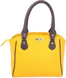 Beau Design Hand-held Bag (Yellow)