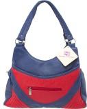 Fashion Knockout Hand-held Bag (Blue)