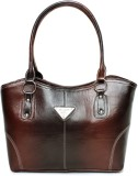 Hana Shoulder Bag (Brown)