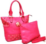 Vidorra Kippis Shoulder Bag (Pink)