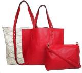 AQ Shoulder Bag (Red)