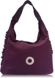 Vintage Messenger Bag (Purple)