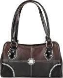 Indian Style Shoulder Bag (Brown, Black)