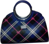 Match And Catch Hand-held Bag (Blue)