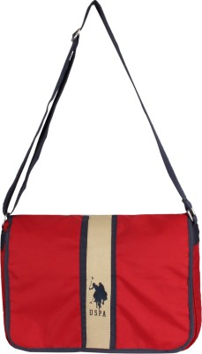 U.S. Polo Assn. Messenger Bag
