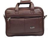 Feggi Messenger Bag (Brown)