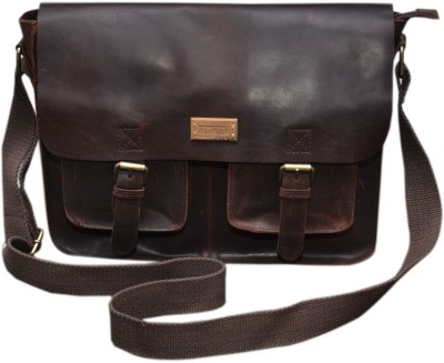 Le Craf Messenger Bag