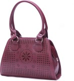 Abbme Shoulder Bag (Maroon)