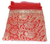 Kriti Creations Pouch Potli (Red)