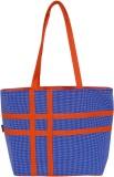 Womaniya Shoulder Bag (Blue, Orange)